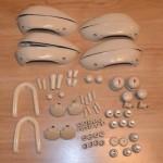 Новый пластик салона ГАЗ 21