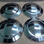Новые колпаки колес на ГАЗ-21