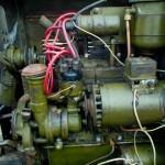 Двигатель Hercules ZXB-2