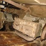 Адлер - мотор,кпп, радиатор и др