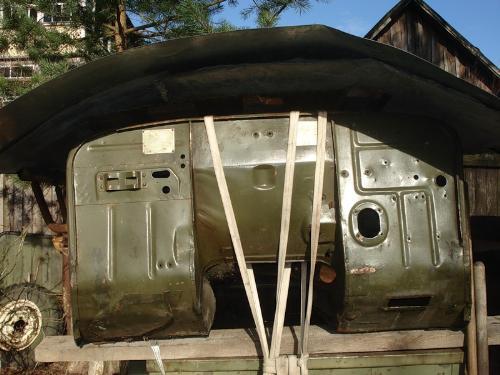 НОВЫЕ кузова рамы железо тенты шины с ХРАНЕНИЯ на ГАЗ-69