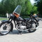 Продам мотоцикл ИЖ49