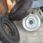 Новые колпаки колес и др.  на ГАЗ-21