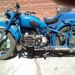 Мотоцикл М-66 и К-750