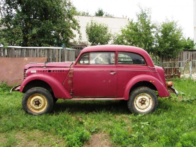 Opel Olympia 1938г.