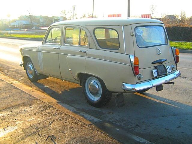 Продам Москвич-423 н 1959 года