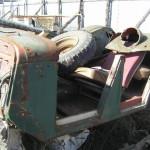 Кузов ГАЗ-69А