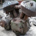 Двигатель Индиан 1941 гв
