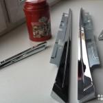 Новые зеркальные ЛЮКСОВЫЕ СТРЕЛЫ на КРЫЛЬЯ и др.новый хром 21 Волга