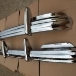 Продам на ПОБЕДУ ГАЗ М 20 в Москве новые ПЛАСТИКОВЫЕ ДЕТАЛИ : РУЛЬ  и все остальное комплектом или поштучно