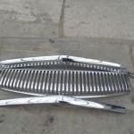 Продам НОВОЕ : Решетка радиатора + Верхняя + нижняя ГУБЫ  + УСЫ боковые на ГАЗ 21 Волга