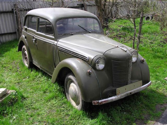 продам Москвич 401 .1955 года .