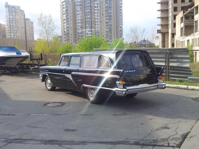 """ГАЗ-13С """"Чайка"""" Универсал"""