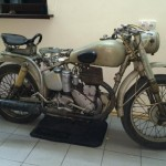 продам ретромотоцикл BSA M20