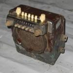 ГАЗ-12, ЗИС-110. Радиоприёмник А-5.