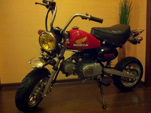 Honda z-50