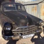 Продам ГАЗ 12 (ЗиМ) 1956 г., Республика Крым
