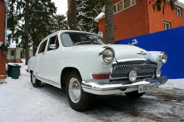 ГАЗ 21, 1964 г.в., 2.5(75 л.с.), мкпп