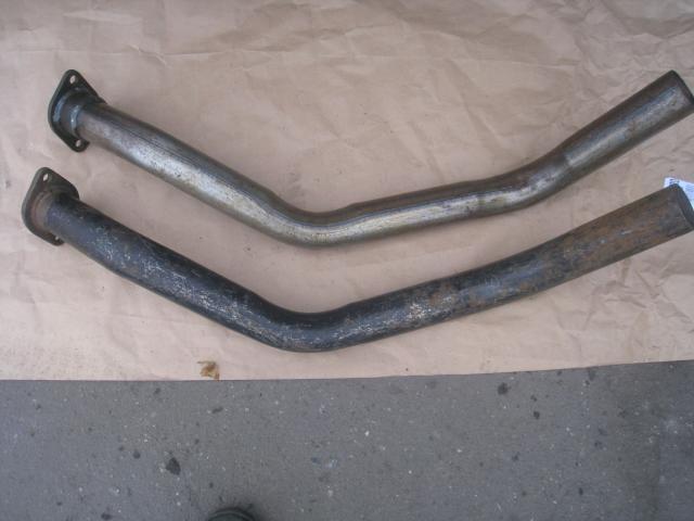 Приёмные трубы  Газ-21