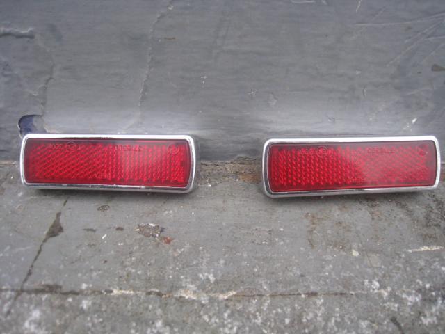 Катафоты заднего бампера для ВАЗ 2103