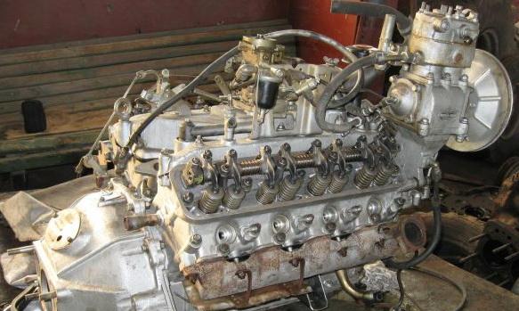 Детали двигателя змз-41