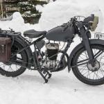 Мотоцикл PUCH 250S4 реставрация 1939