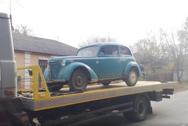 Коллекция автомобилей Opel
