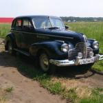 Продаю Бьюик 1940 г выпуска.