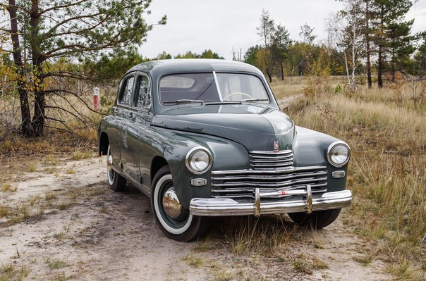 Продам ГАЗ М20 Победу 1954 года