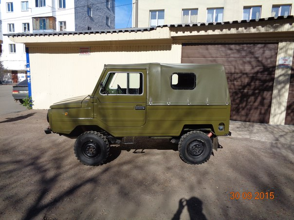ЛуАЗ 969, 1992