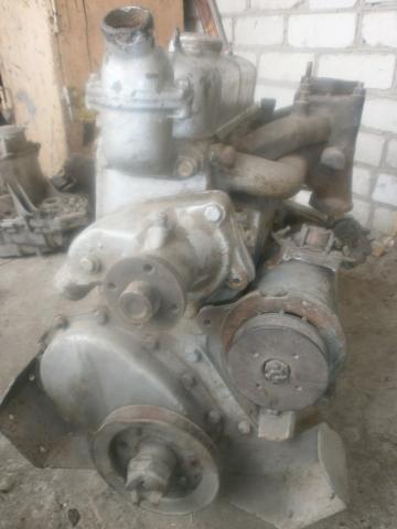 Двигатель Opel Olimpia