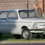 ЗАЗ 968 А точная копия 1-го автомобиля В.Путина