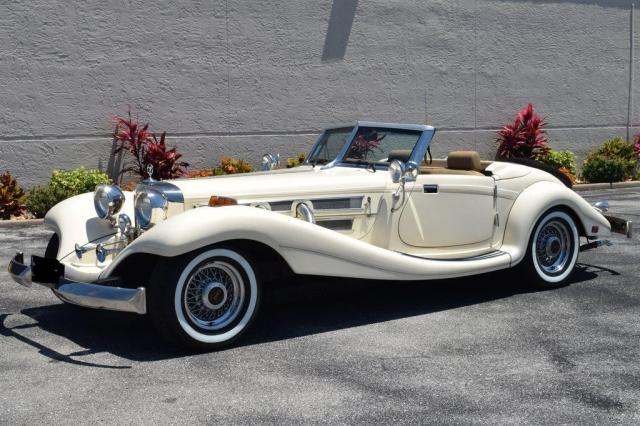 1934 Mercedes-Benz 500k Cabriolet,replica