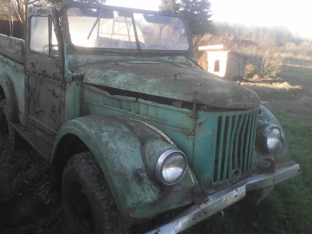 Продам ГАЗ 69А