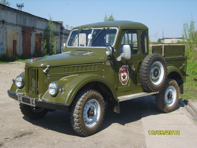 Продам ГАЗ 69