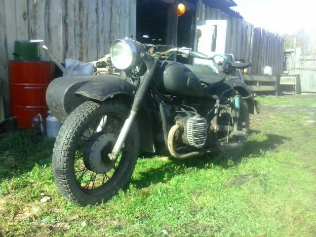 Продам два мотоцикла К750 и К750-М