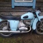 Мотоцикл иж-юпитер-3