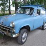 Москвич М-410 Н 4WD, 1959