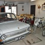 Продаю коллекцию ретро мотоциклов и автомобиль ЗАЗ 968.