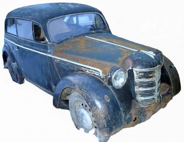Продам Опель Кадет 1938 г.в.