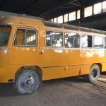 ПАЗ-672М после реставрации