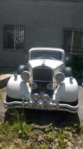 Mercedes-Benz daymler ws240  1936г.