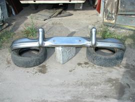 Задний бампер ГАЗ 12 ЗИМ