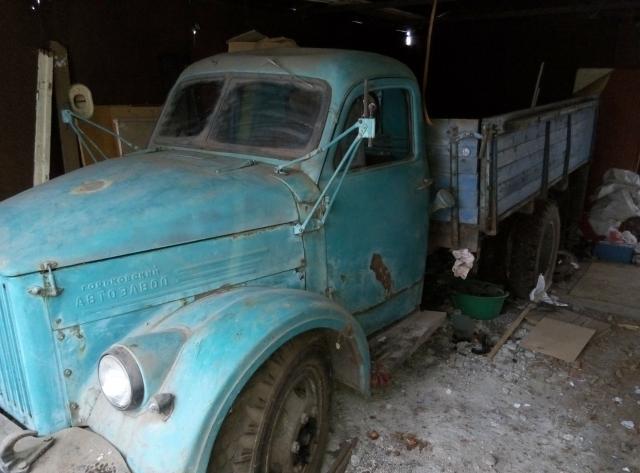 газ 51 1950г.в