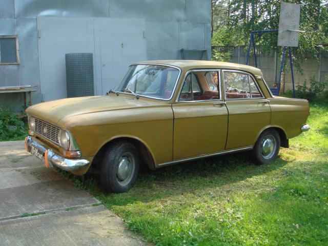 Продам Москвич 408 1975 года, в экспортном исполнении. Один хозяин. Цена 150000 руб.
