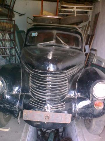 Любителям старых автомобилей
