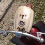 Мотоцикл ЯВА 50 - 1966 года