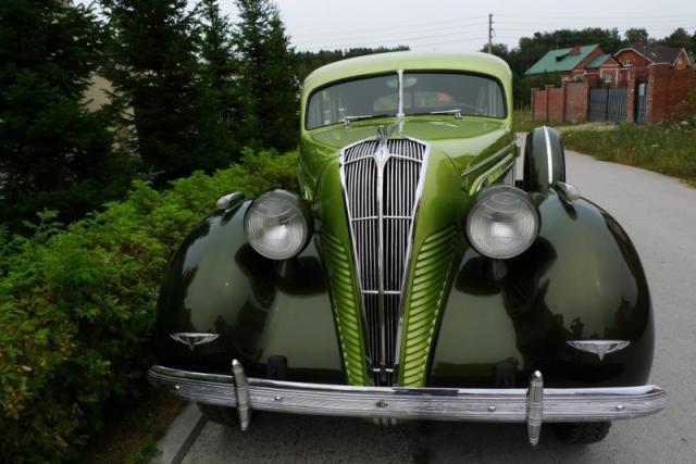 Hudson 8 Deluxe