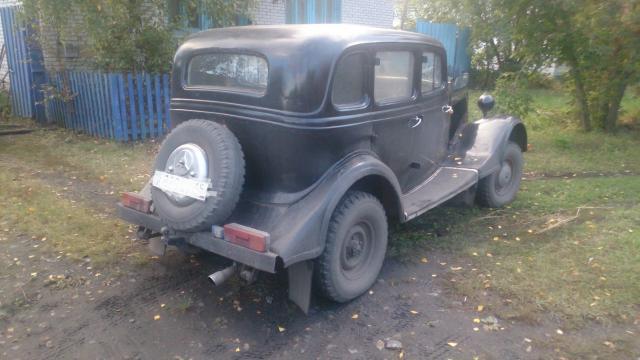 Продается ГАЗ М1