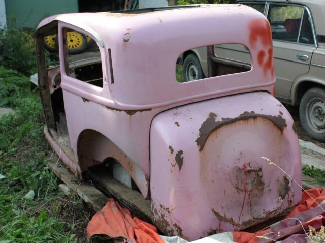 Fiat 508 Balilla 1932 г. в.